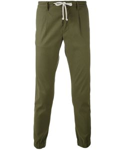 Paolo Pecora | Elasticated Cuffs Skinny Trousers Men
