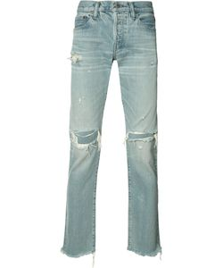 Simon Miller | Distressed Slim-Fit Jeans