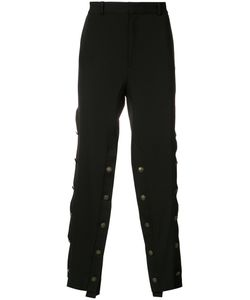 Y / Project | Stud Detail Trousers Men