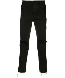 Ksubi   Distressed Skinny Jeans 32