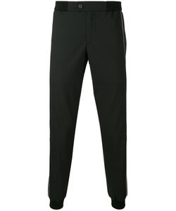 Les Hommes Urban | Buttoned Waist Jogging Trousers Men