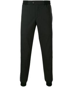 Les Hommes Urban | Buttoned Waist Jogging Trousers Men