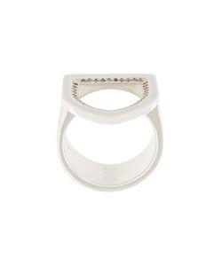 Ambush | Diamond Crest Ring Adult Unisex Medium