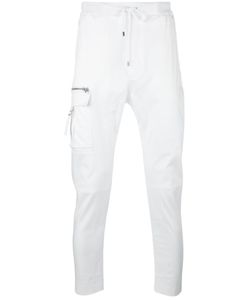 Les Hommes Urban | Thigh Pocket Drawstring Trousers 46