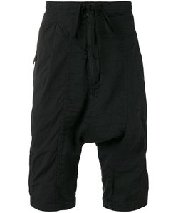 The Viridi-Anne | Drop-Crotch Shorts 3 Cotton