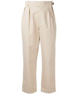 Maison Kitsuné | High-Waisted Trousers Size