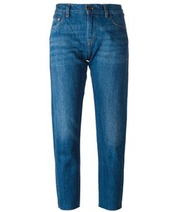 Levi's Vintage Clothing | 1967 Customized 505 Cropped Jeans