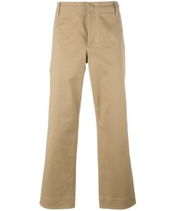 Paul Smith Jeans | Straight-Leg Trousers 32 Cotton/Spandex/Elastane