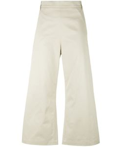 Ter Et Bantine | Cropped Wide-Leg Trousers