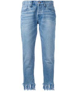 3X1   Tassel Fringe Jeans 26