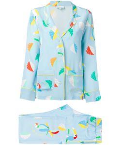 Mira Mikati | Printed Bird Pyjama Size 36