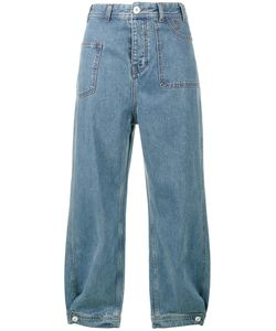 Ganni   Cropped Jeans 40