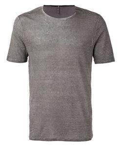 Transit | Striped T-Shirt Xl Linen/Flax
