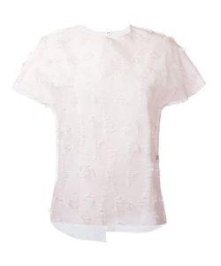 Julien David | Textured T-Shirt S
