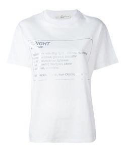 Golden Goose Deluxe Brand | Printed T-Shirt