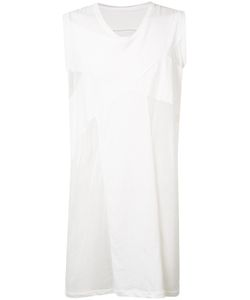 Julius | Sheer Panel Tank 4 Cotton/Modal