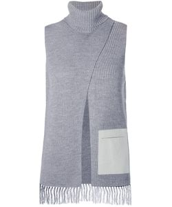 Astraet | Ribbed Turtle Neck Top