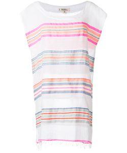 Lemlem | Stripes Detail Mini Dress Size Medium