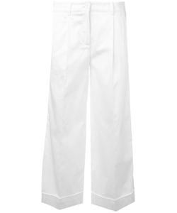 P.A.R.O.S.H. | P.A.R.O.S.H. Side Stripes Cropped Trousers Size Xs