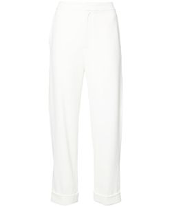 Sally Lapointe | Side Slit Trousers Women