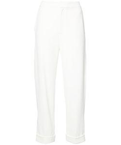Sally Lapointe | Side Slit Trousers Women