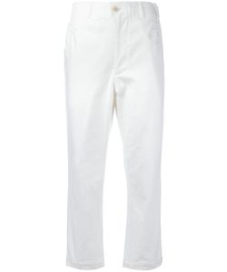 Julien David | Cropped Trousers Size Small