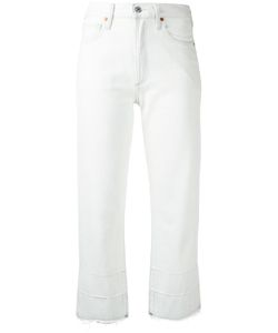 Citizens of Humanity | Frayed Cropped Jeans
