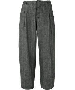 Transit | Pinstripe Cropped Trousers Women
