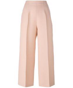Fendi | Cropped Wide Leg Trousers Size 38