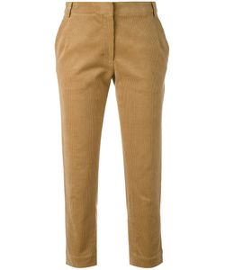 Peter Jensen | Cropped Corduroy Trousers