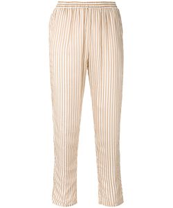 Mes Demoiselles | Striped Tapered Trousers Women