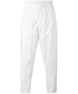 Casey Casey | Gathered Waist Loose-Fit Trousers Medium