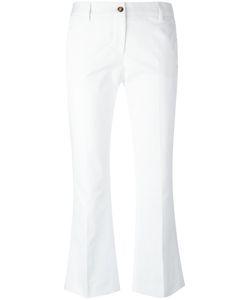 Alberto Biani   Flared Hem Trousers Size 42