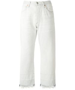 Citizens of Humanity | Cropped Straight Jeans 30