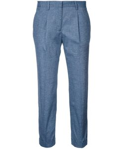 Incotex | Cropped Trousers Size 38