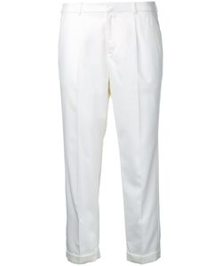 Loveless | Cropped Tailored Trousers 9