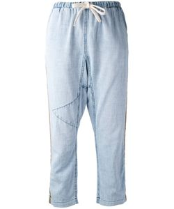 Free City   Cropped Trousers Women M
