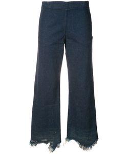 Rachel Comey | Frayed Hem Jeans