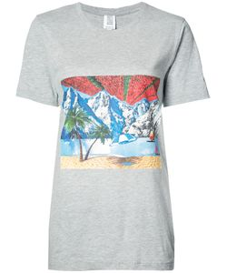 Rosie Assoulin | Impossible Landscape Printed T-Shirt Size Small