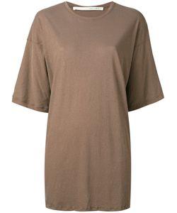 Isabel Benenato | Thumbhole Slim-Fit T-Shirt 40