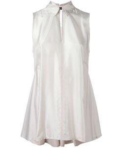 Twin-Set   Sleeveless Shirt Size Xxs