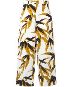 Marni | Swash Print Trousers Size 38