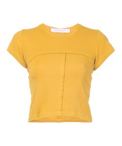 Eckhaus Latta | Jersey Crop Top Women
