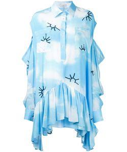 Natasha Zinko   Could Print Kaftan Dress Size 42