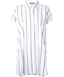 Mikio Sakabe   Elongated Stripe Shirt Size Large