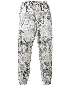 Etro | Nautical Print Trousers Size 54