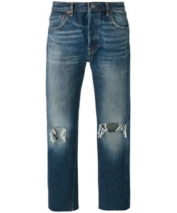 Levi's Vintage Clothing | Ripped Knee Jeans