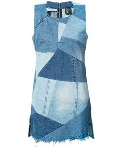 Prps | Patchwork Denim Dress L