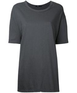 Bassike | Oversized T-Shirt Xs