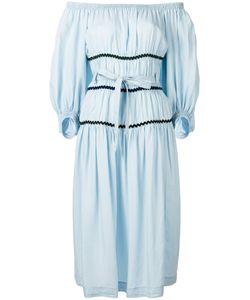 Sonia Rykiel | Off-Shoulder Dress Size 36